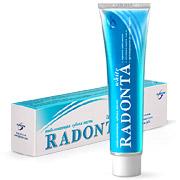 Лучшая зубная паста. Здоровье зубов с зубными пастами  «Radonta»