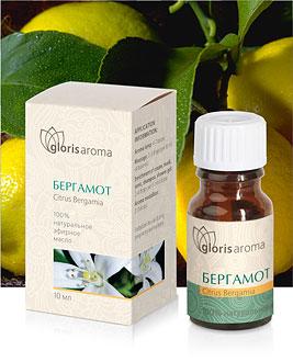 100% натуральное эфирное масло Бергамот