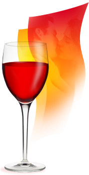 Для белого вина: бергамот, грейпфрут. Для красного: розмарин, иланг-иланг, пачули.